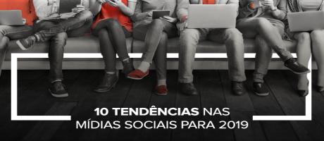 10 tendências nas mídias sociais para 2019 | Pit Brand Inside