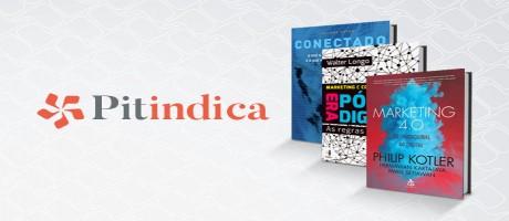 Pitindica de livros sobre o mercado digital | Pit Brand Inside