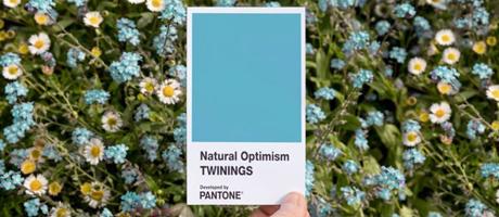 Pantone cria a 'Cor do Otimismo'   Pit Brand Inside