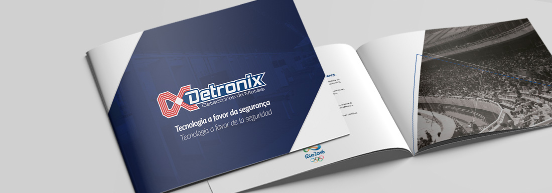 Detronix | Editorial design | Pit Brand Inside